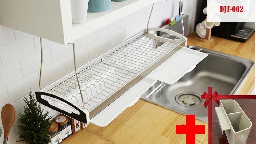 Lý do vì sao mỗi căn bếp đều phải có một kệ đựng chén dĩa inox cao cấp?